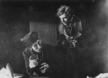 Still uit 'Nosferatu' © 2001 Filmmuseum