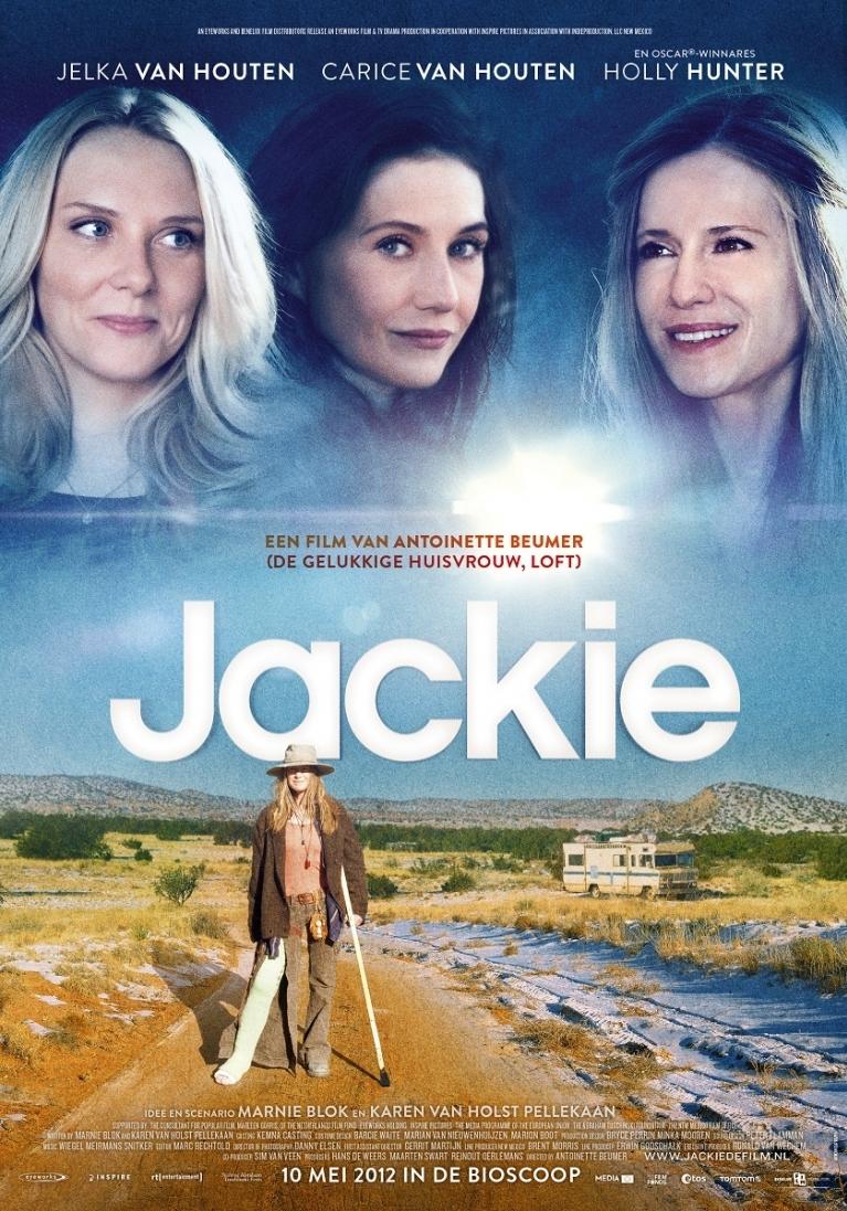 Jackie poster, © 2012 Benelux Film Distributors