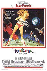 Jane Fonda als Barbarella © 1968 Paramount Pictures