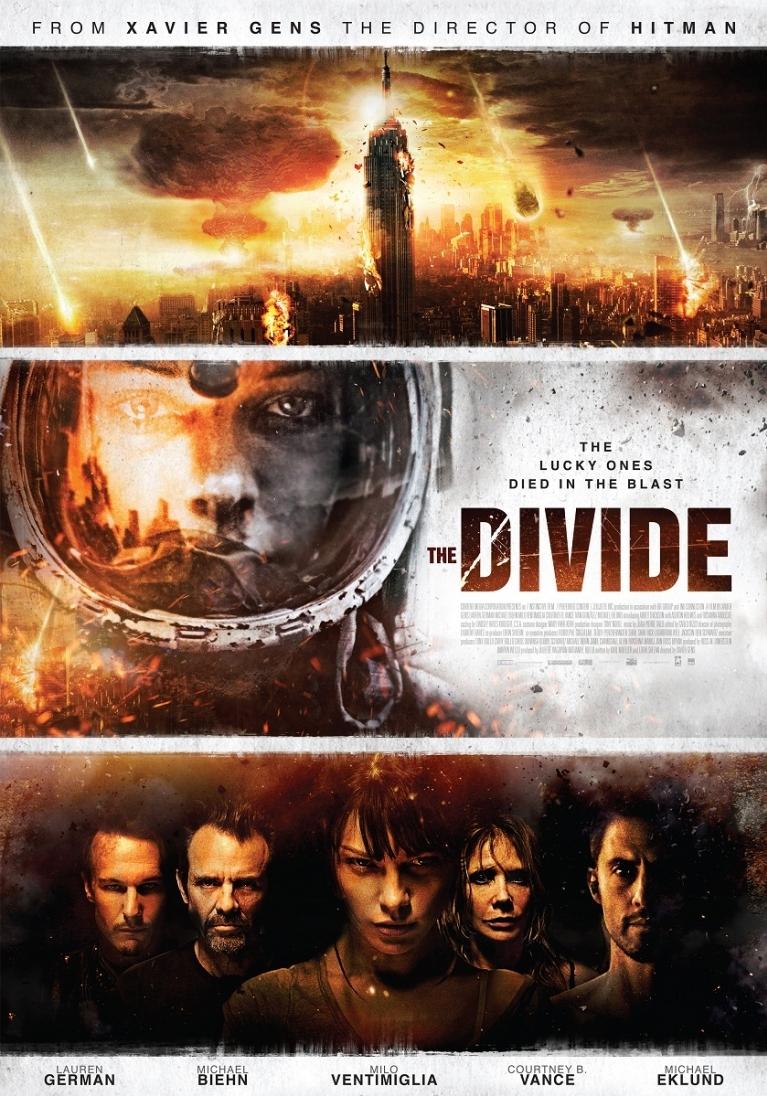 The Divide poster, © 2011 Dutch FilmWorks