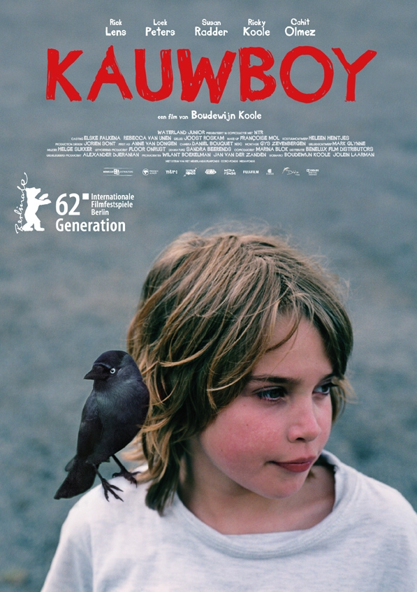 Kauwboy poster, © 2012 Benelux Film Distributors