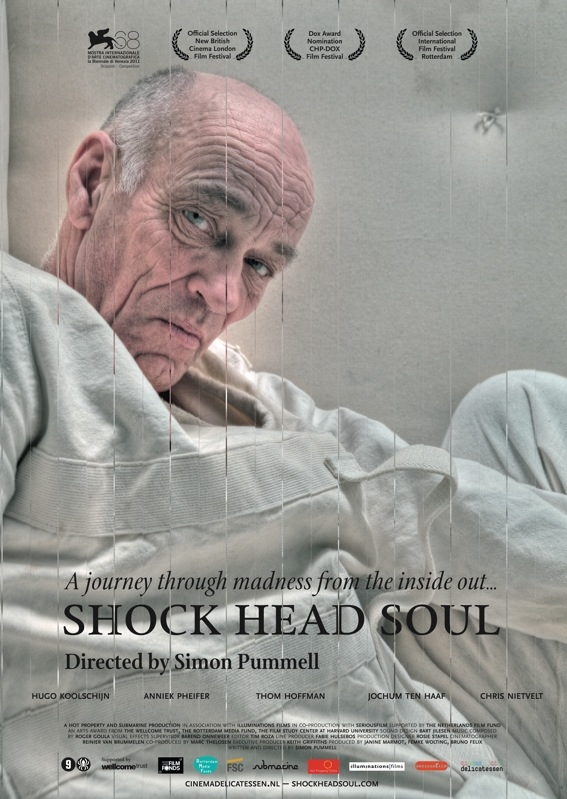 Shock Head Soul poster, © 2011 Cinema Delicatessen