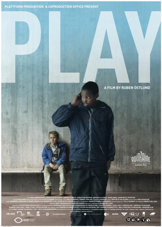 Play poster, © 2011 Eye Film Instituut