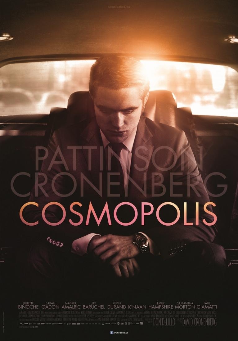 Cosmopolis poster, © 2012 E1 Entertainment Benelux