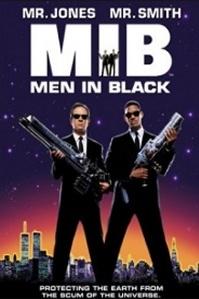 Poster van 'Men in Black' © 1997