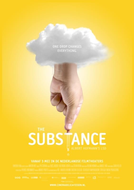 The Substance: Albert Hofmann's LSD poster, © 2011 Cinema Delicatessen