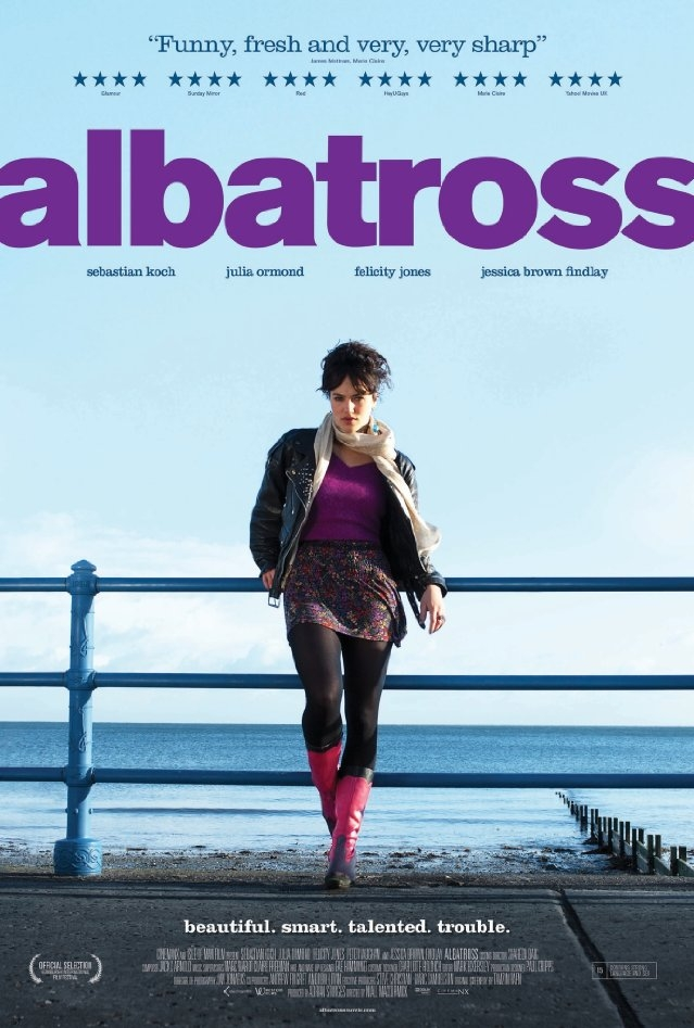 Albatross poster, copyright in handen van productiestudio en/of distributeur