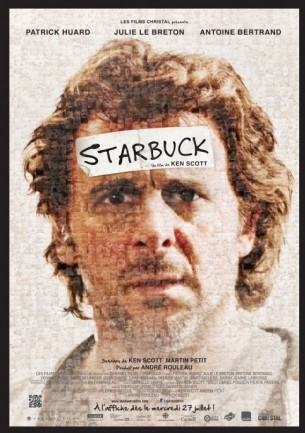 Starbuck poster, © 2011 Imagine