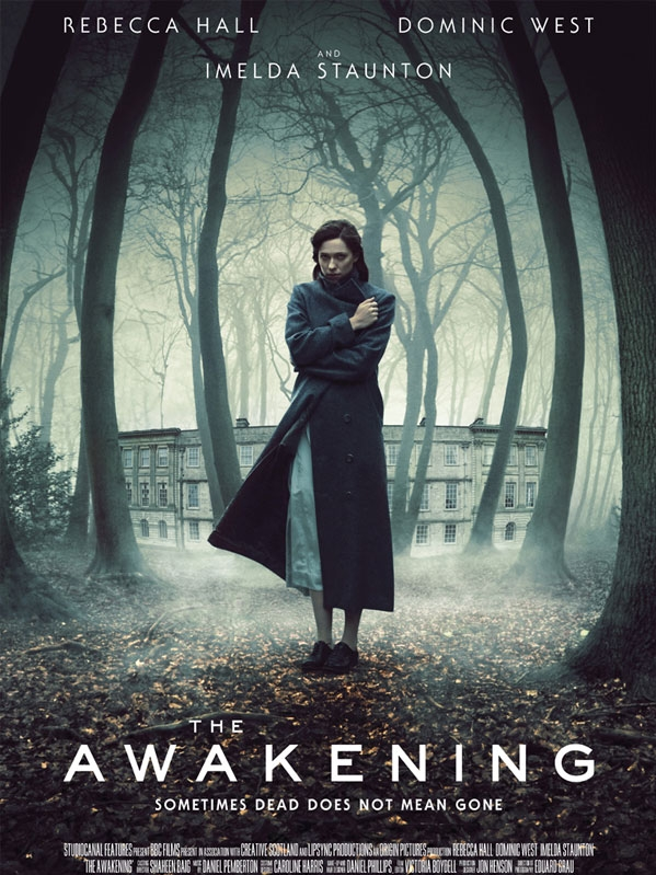 The Awakening poster, © 2011 Filmfreak Distributie