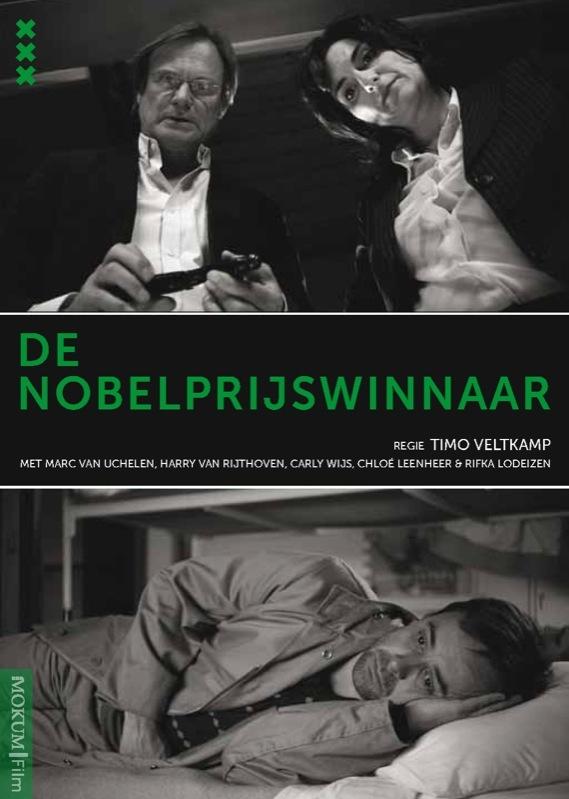 De Nobelprijswinnaar poster, © 2010 Amstelfilm