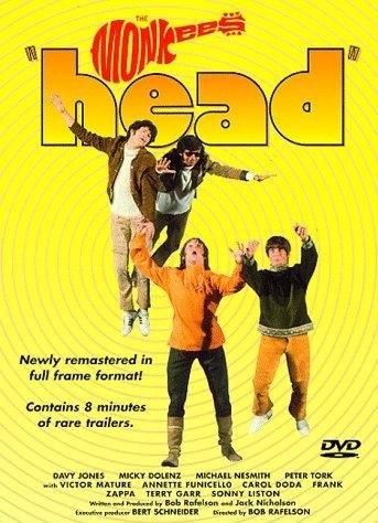 Head poster, copyright in handen van productiestudio en/of distributeur
