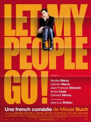 Let My People Go! poster, copyright in handen van productiestudio en/of distributeur