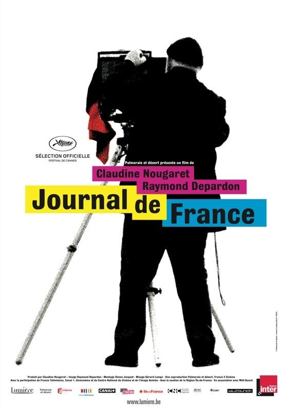 Journal de France poster, © 2012 Lumière