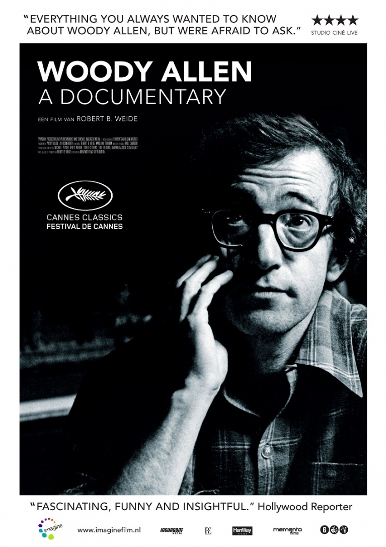 Woody Allen: A Documentary poster, © 2012 Imagine