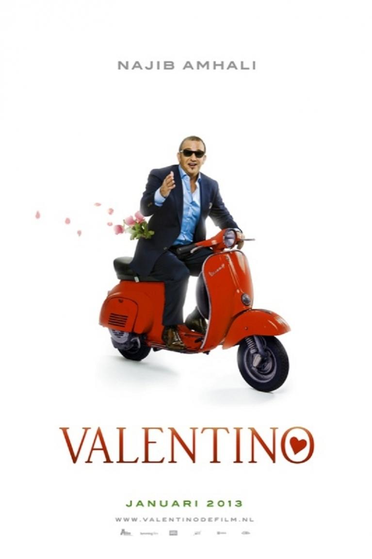 Valentino poster, © 2013 A-Film Distribution