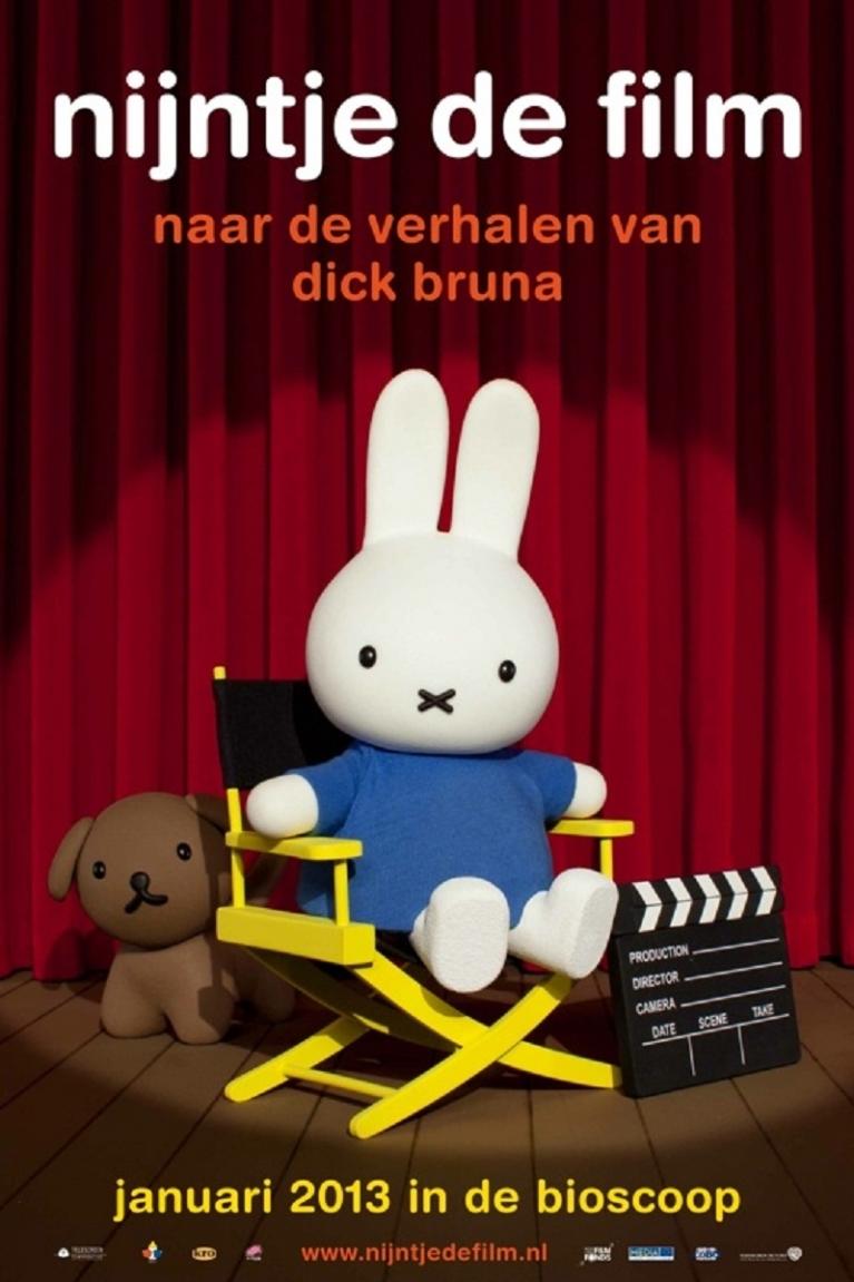 Nijntje de film poster, © 2013 Warner Bros.