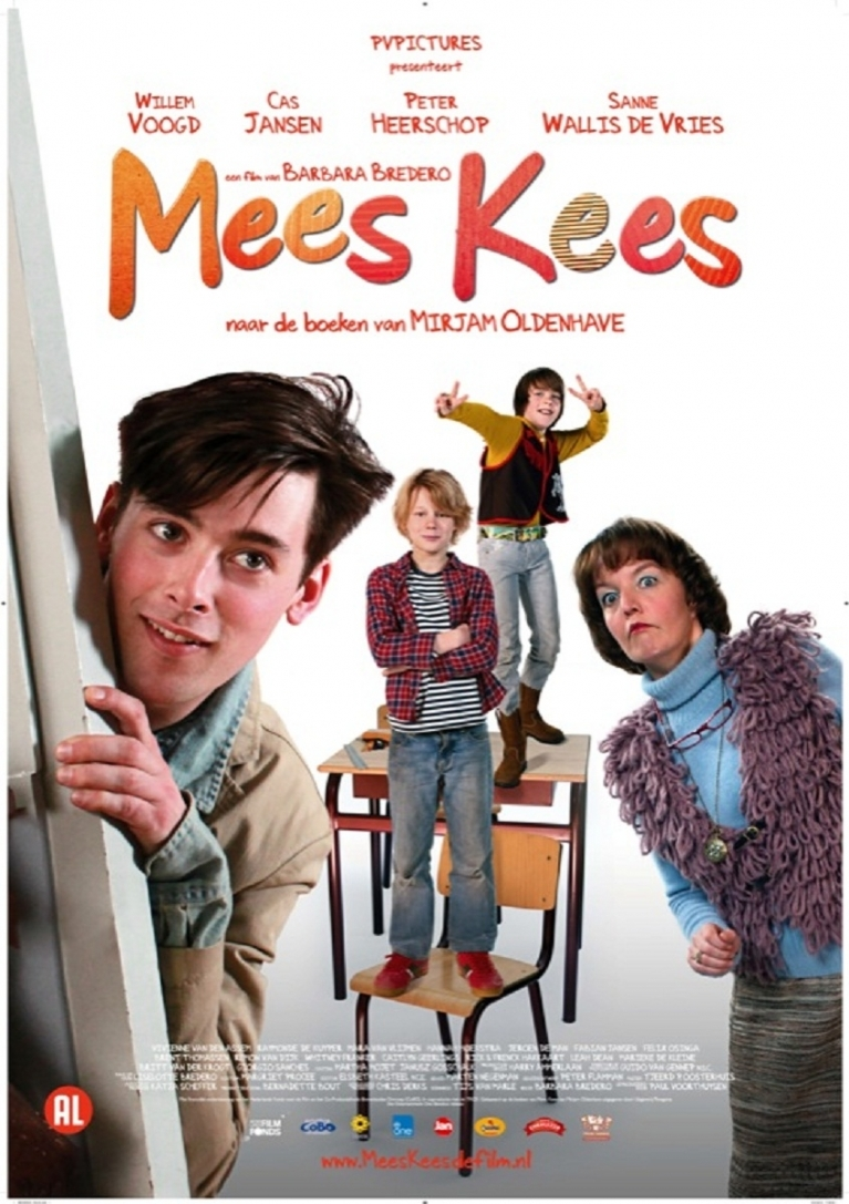 Mees Kees poster, © 2012 E1 Entertainment Benelux