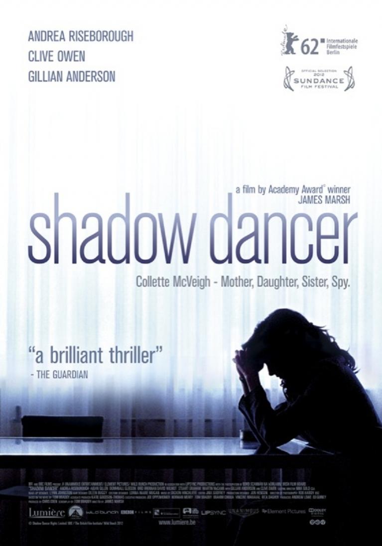 Shadow Dancer poster, © 2012 Lumière