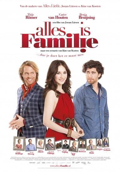 Alles is familie poster, © 2012 A-Film Distribution