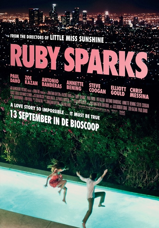 Ruby Sparks poster, © 2012 20th Century Fox