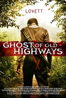 Ghost of Old Highways poster, copyright in handen van productiestudio en/of distributeur