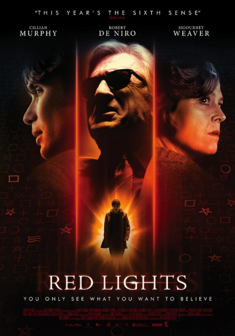 Red Lights poster, © 2012 Dutch FilmWorks