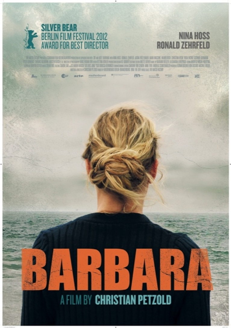 Barbara poster, © 2012 A-Film Distribution