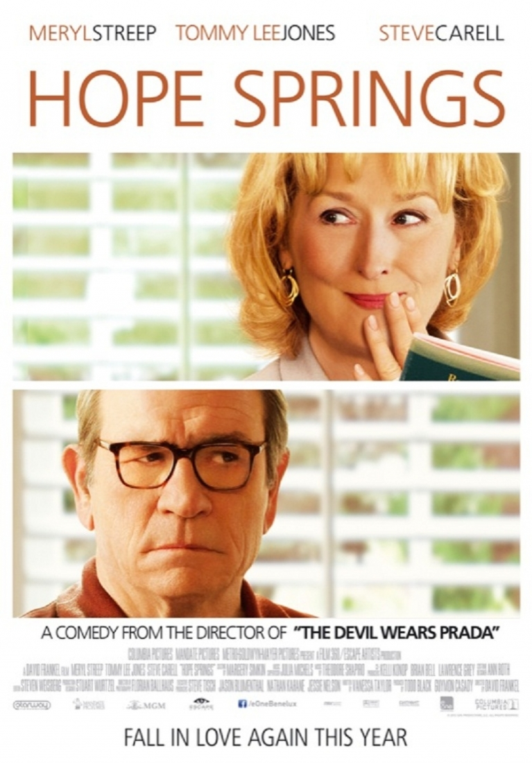 Hope Springs poster, © 2012 E1 Entertainment Benelux