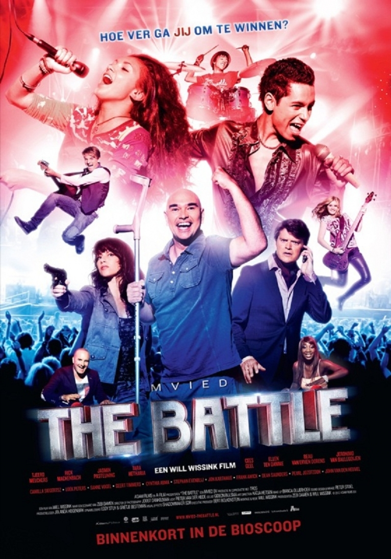 The Battle poster, © 2012 A-Film Distribution