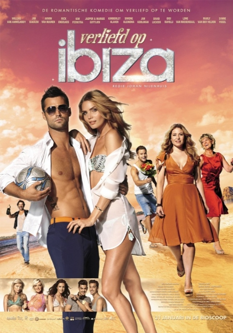 Verliefd op Ibiza poster, © 2013 A-Film Distribution