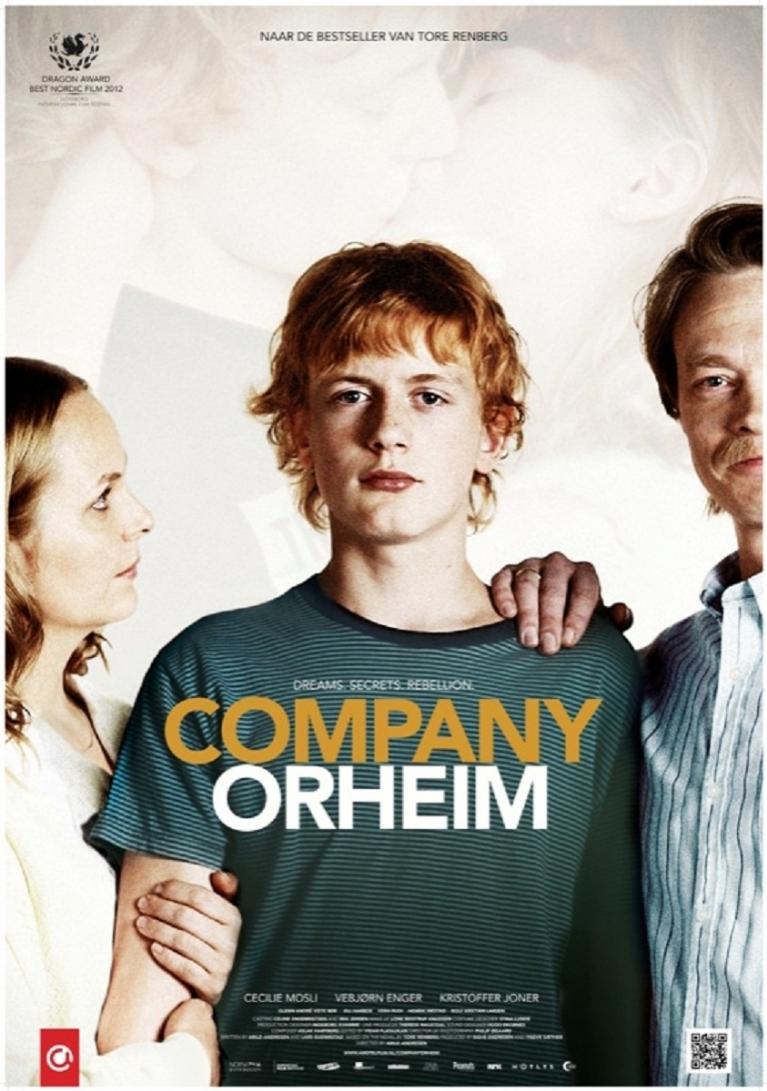 Kompani Orheim poster, © 2012 Amstelfilm