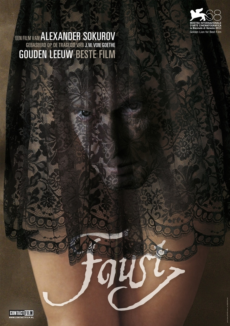 Faust poster, © 2011 Contact Film