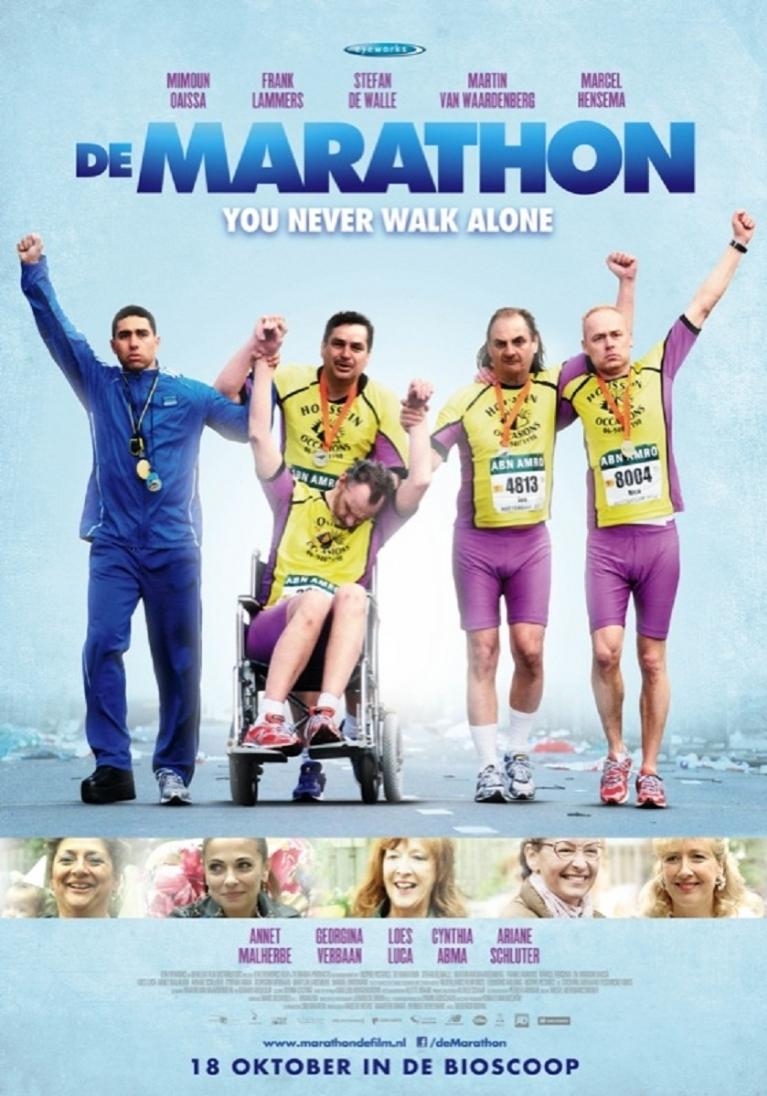 De Marathon poster, © 2012 Benelux Film Distributors