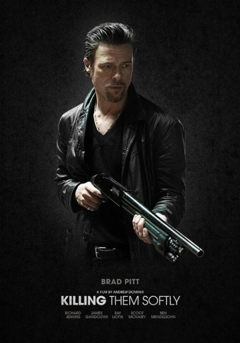 Killing Them Softly poster, © 2012 Dutch FilmWorks