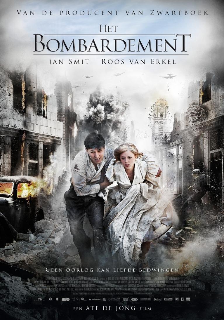 Het Bombardement poster, © 2012 Dutch FilmWorks