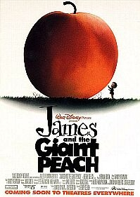 Poster 'James and the Giant Peach' (c) 2001