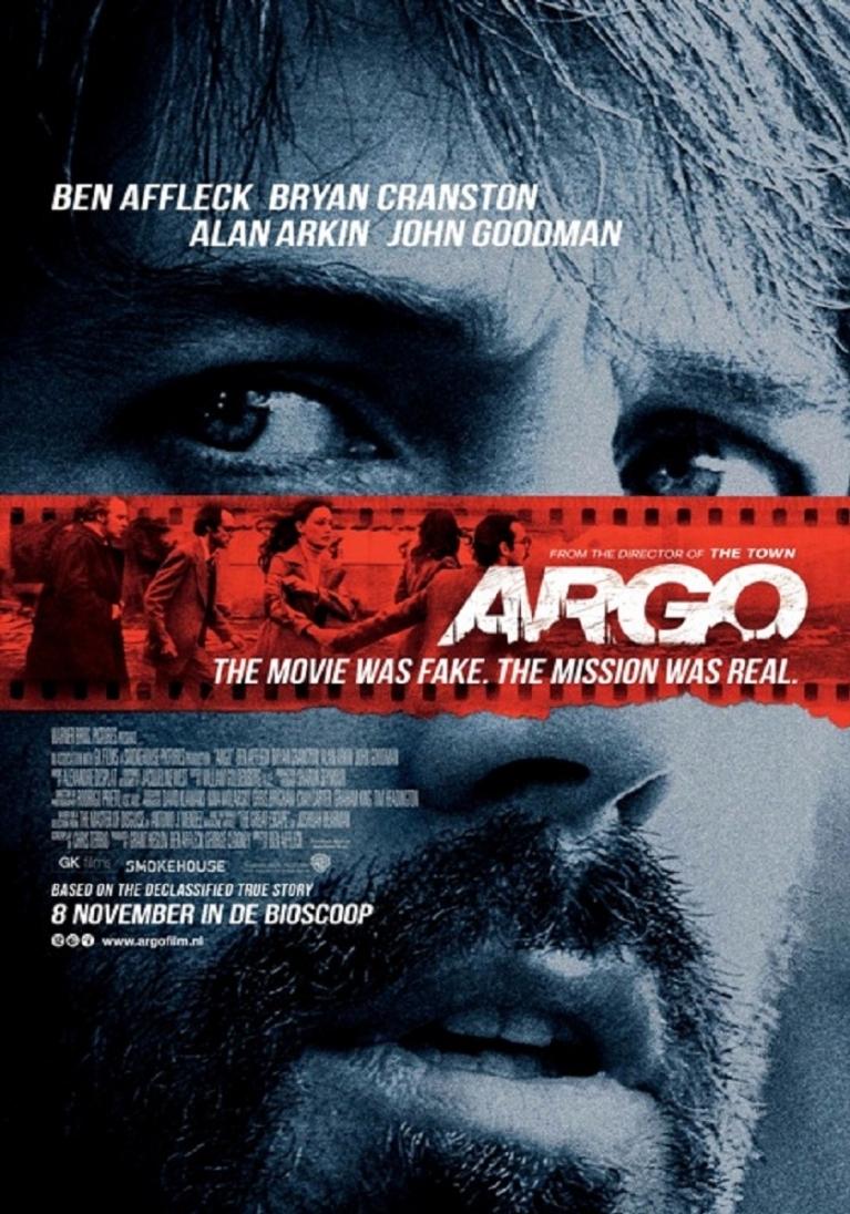 Argo poster, © 2012 Warner Bros.