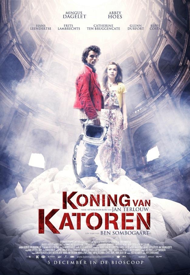 Koning van Katoren poster, © 2012 Benelux Film Distributors