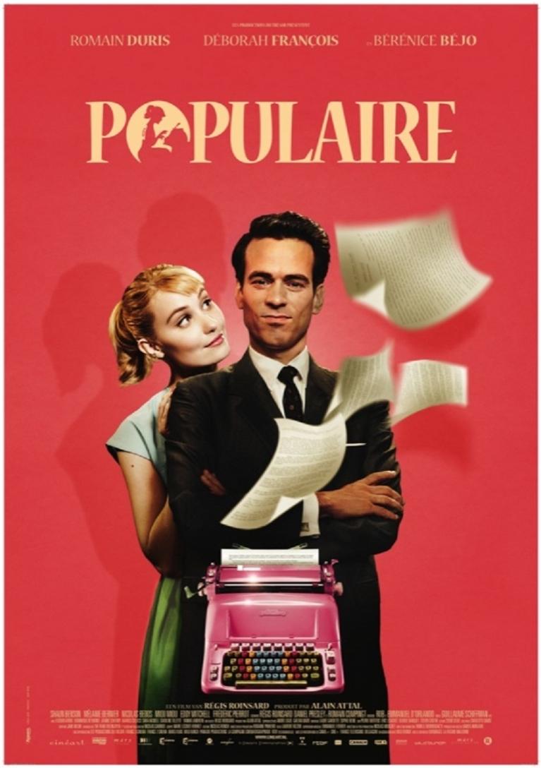 Populaire poster, © 2012 Cinéart