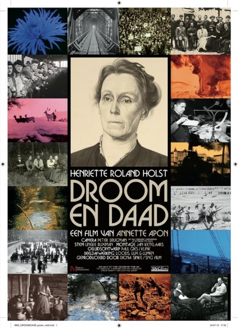 Dream & Deed poster, © 2012 Amstelfilm