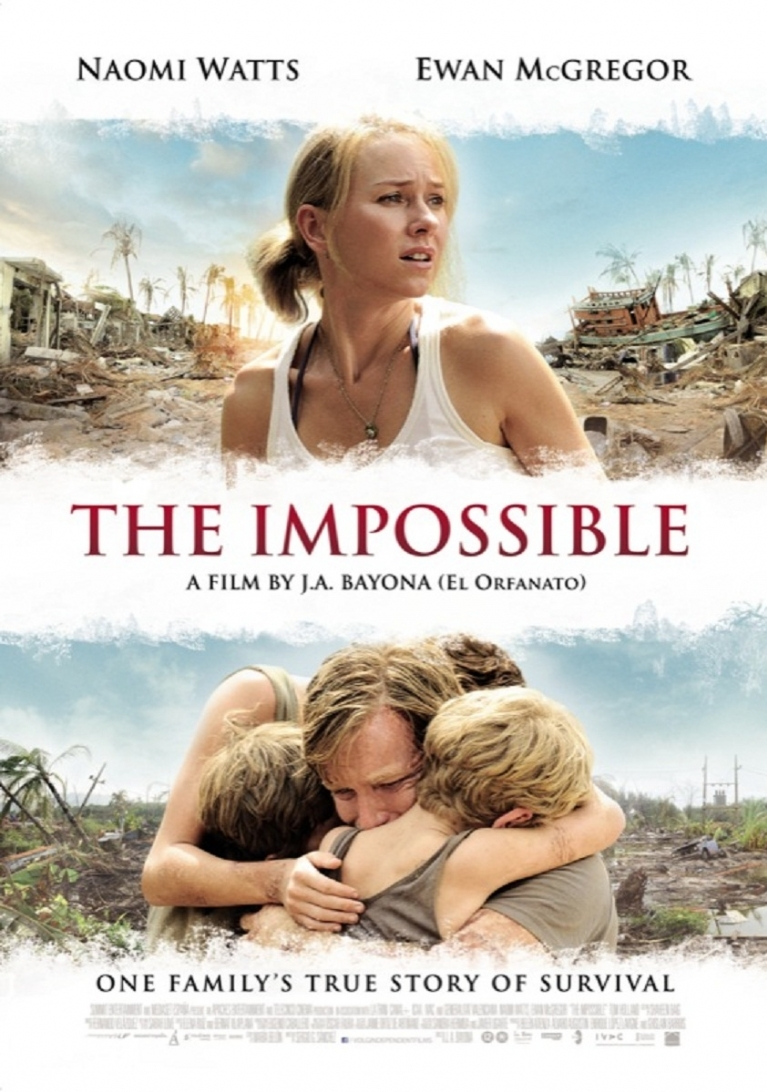 The Impossible poster, © 2012 Independent Films