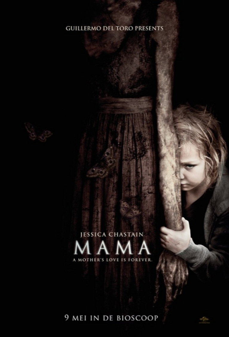Mama poster, © 2013 Universal Pictures