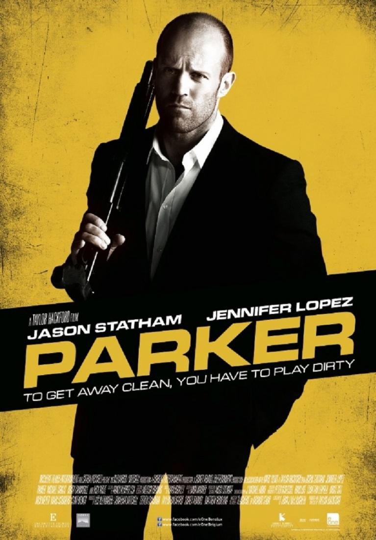 Parker poster, © 2013 E1 Entertainment Benelux