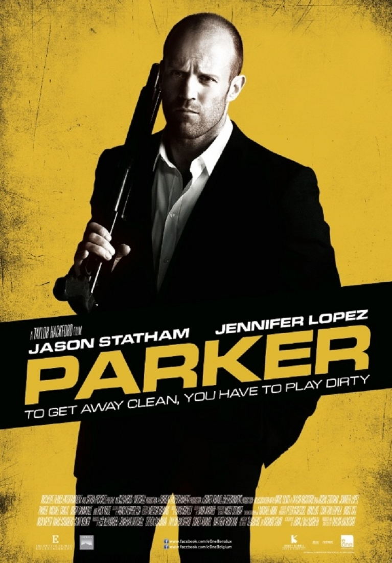 Parker poster, © 2013 E1 Entertainment Benelux