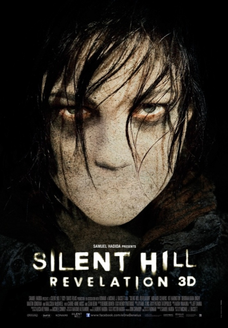 Silent Hill: Revelation poster, © 2012 E1 Entertainment Benelux