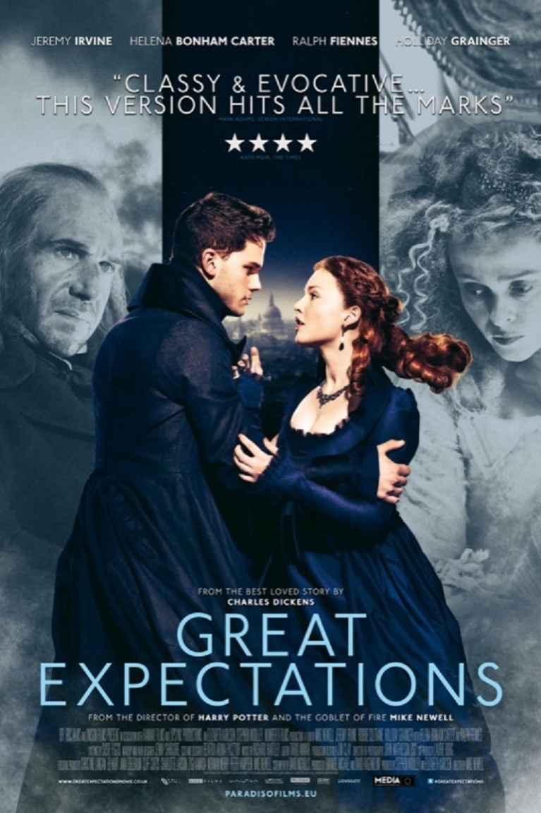 Great Expectations poster, © 2012 Paradiso