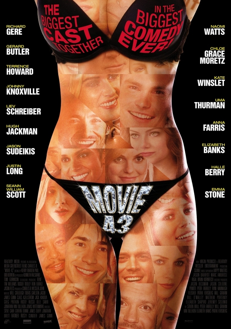 Movie 43 poster, © 2013 Dutch FilmWorks