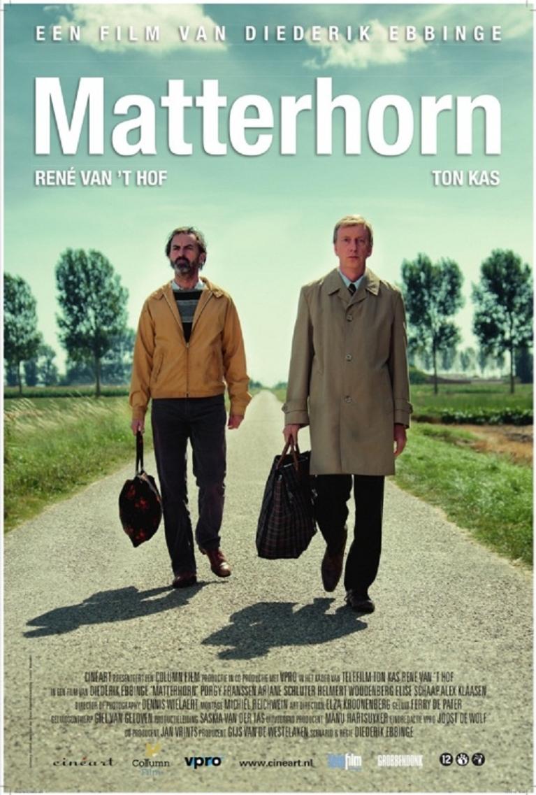 Matterhorn poster, © 2012 Amstelfilm