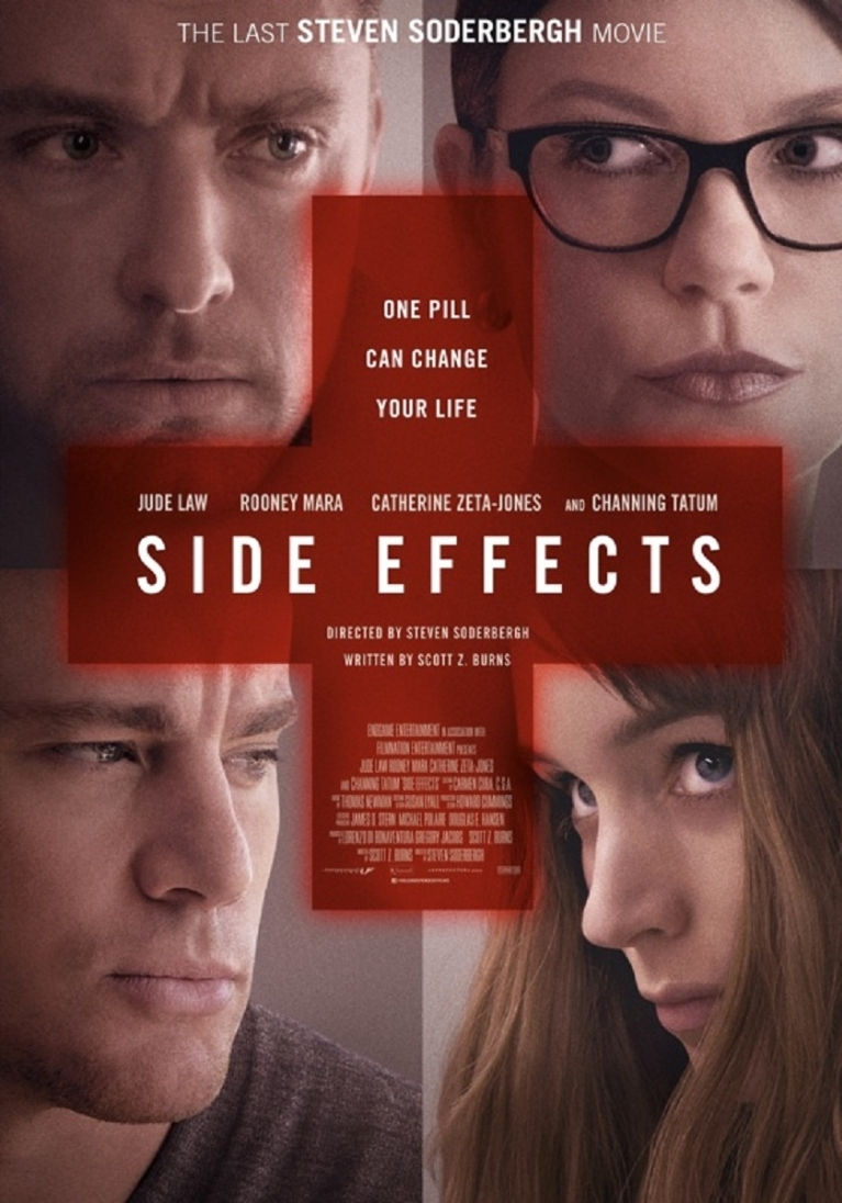 Side Effects poster, © 2013 Independent Films
