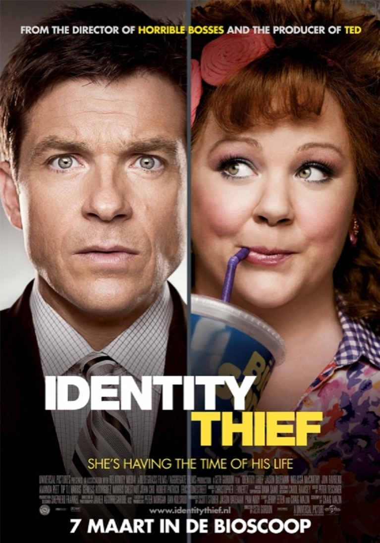 Identity Thief poster, © 2013 Universal Pictures International